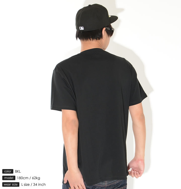 DC SHOES ディーシーシューズ Tシャツ 半袖 USフラッグ柄 DCロゴ 蓄光プリント Glow in the dark (DST211038)