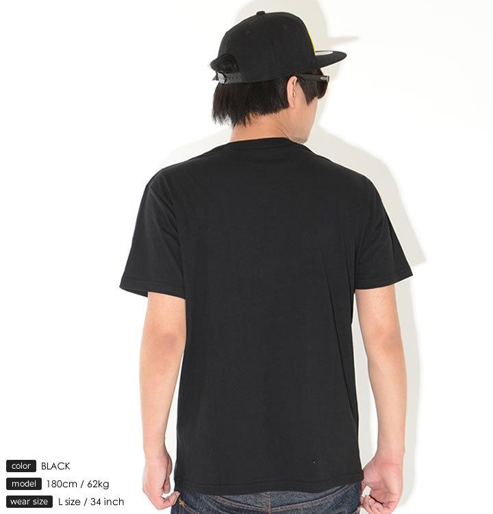 THRASHER スラッシャー Tシャツ 半袖 MAGロゴ マルチフラッグ柄 (TH91304)