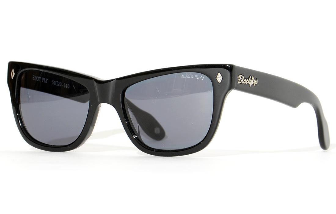 【セール】BLACK FLYS ブラックフライ サングラス スモークレンズ EDGE FLY (BF-14503-0194)