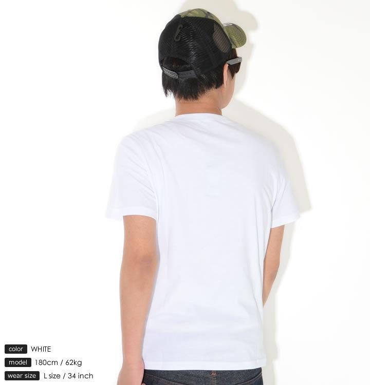 【セール】GUESS ゲス Tシャツ 半袖 トライアングルロゴ 同色 エンボス加工 (ML2K7732RT)
