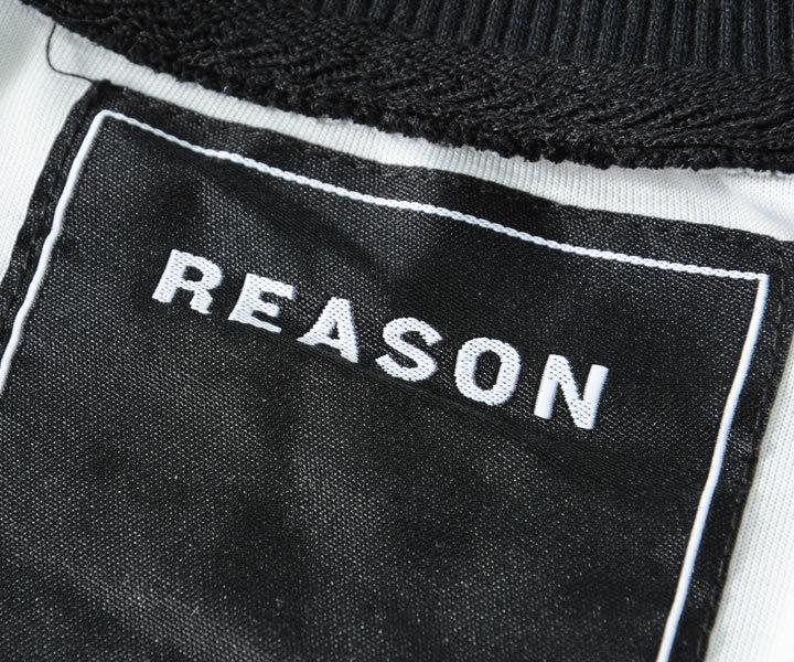 REASON リーズン トラックセットアップ ジャージ 総柄 サンダー (A1-731T)