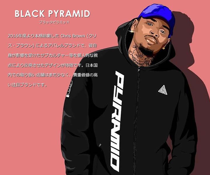 BLACK PYRAMID ブラックピラミッド デニムパンツ ダメージ加工 マルチグラフィック QRコード (Y4162475)