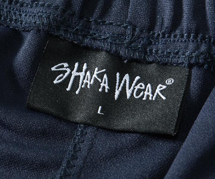 SHAKA WEAR シャカウェア トラックパンツ ジャージ サイドライン スソジップ TRACK PANTS