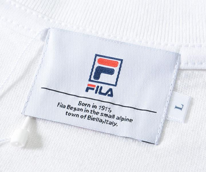 【セール】【アウトレット】FILA フィラ ロンT 長袖 SHELA コラボ ビッグロゴ ビッグシルエット *(FM9598)
