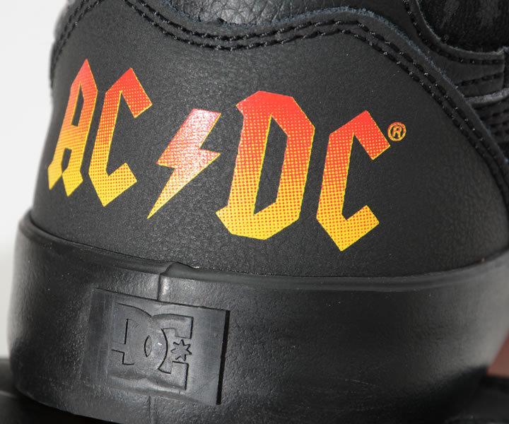 DC SHOES ディーシーシューズ スニーカー シューズ AC/DC コラボ KALIS V AC/DC (ADYS300639)
