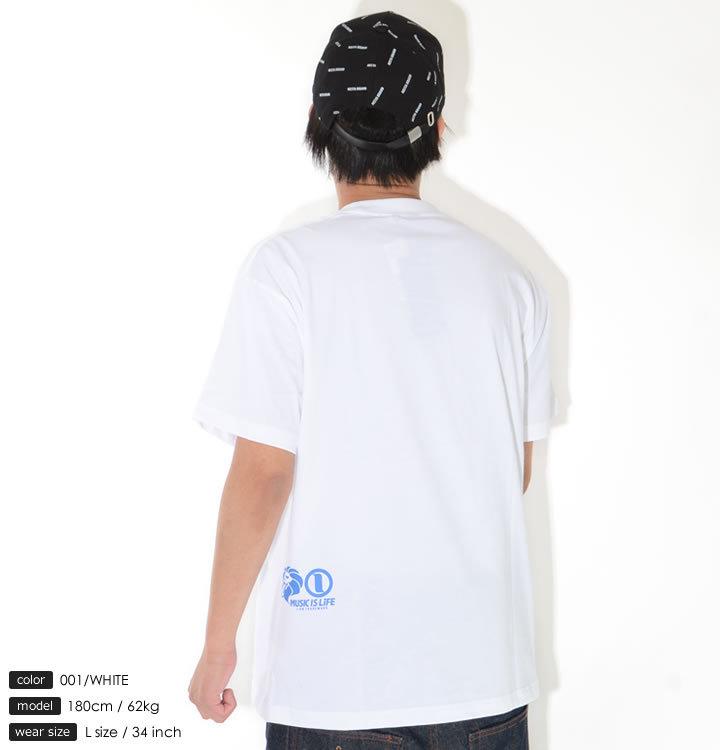 NESTA BRAND ネスタブランド Tシャツ 半袖 3Dグラデーションネームロゴ (212NB1005)