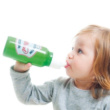 ビール瓶型 べビーミルクボトル