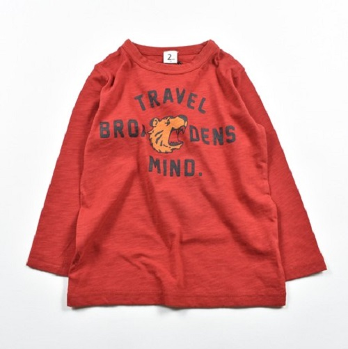TIGER ロングTシャツ 【2020新作】