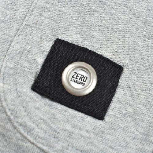 リブロングパンツ ZERO STANDARD(ゼロスタンダード) 95cm ブラック