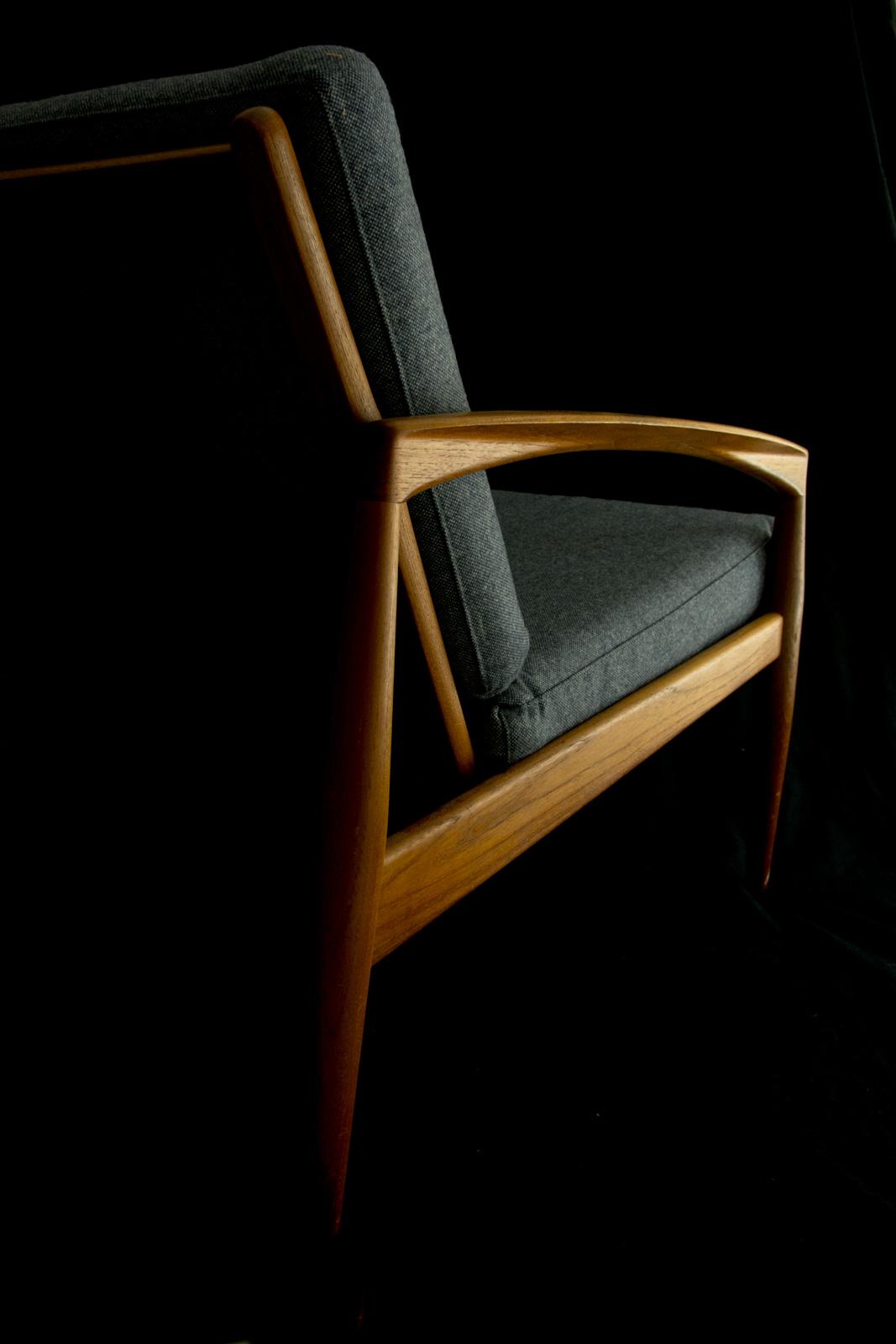 #121 Easy chair by Kai Kristiansen