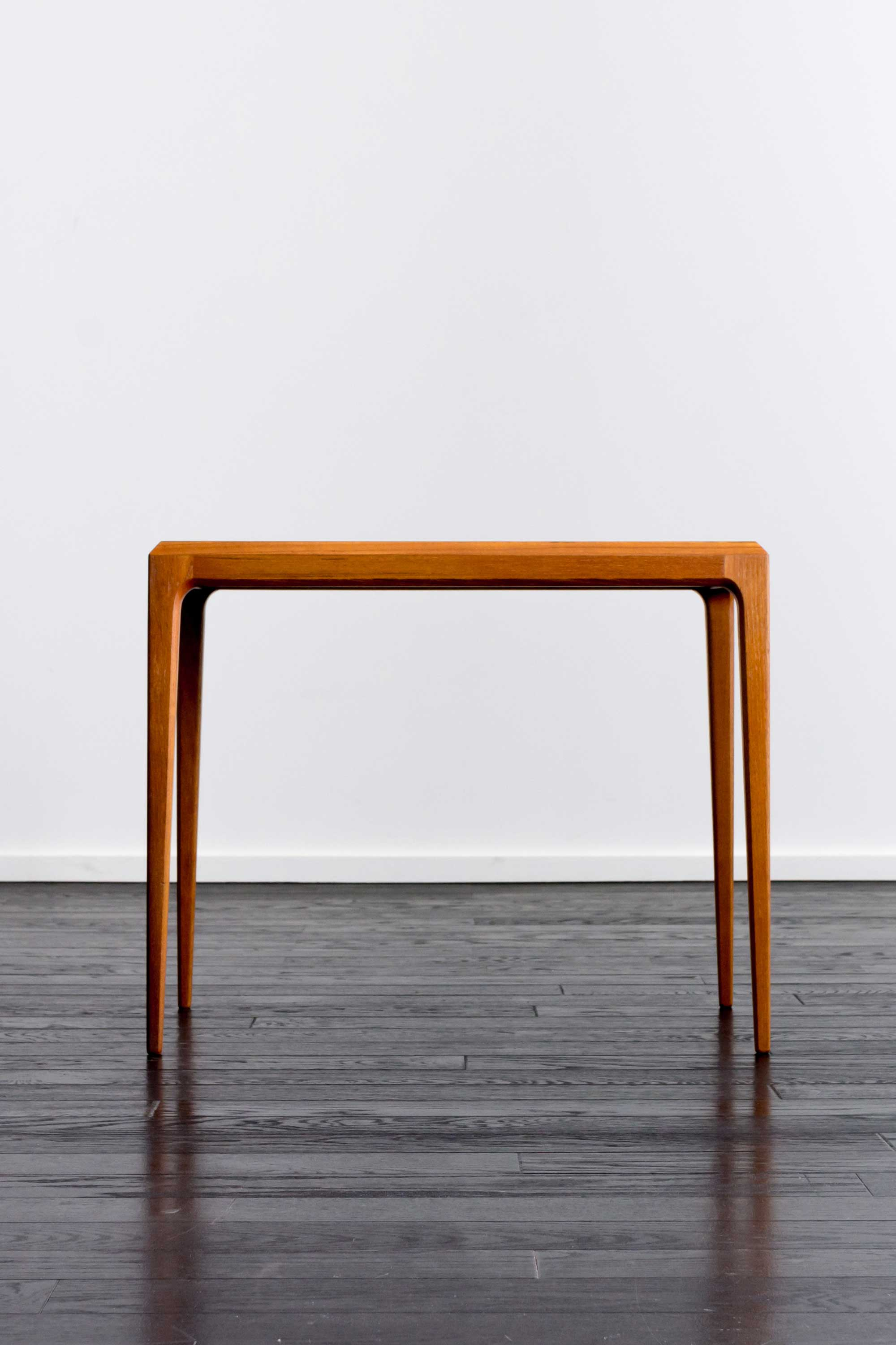Small Table by Johannes Andersen
