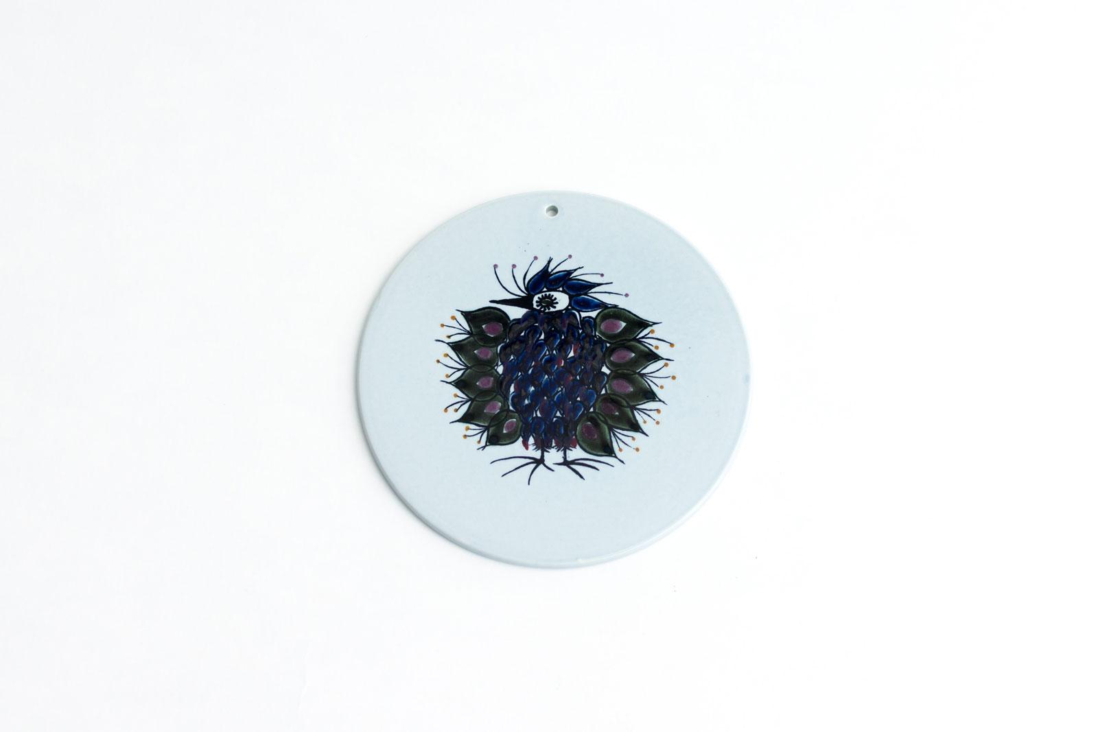 Plate designed by Beth Breyen