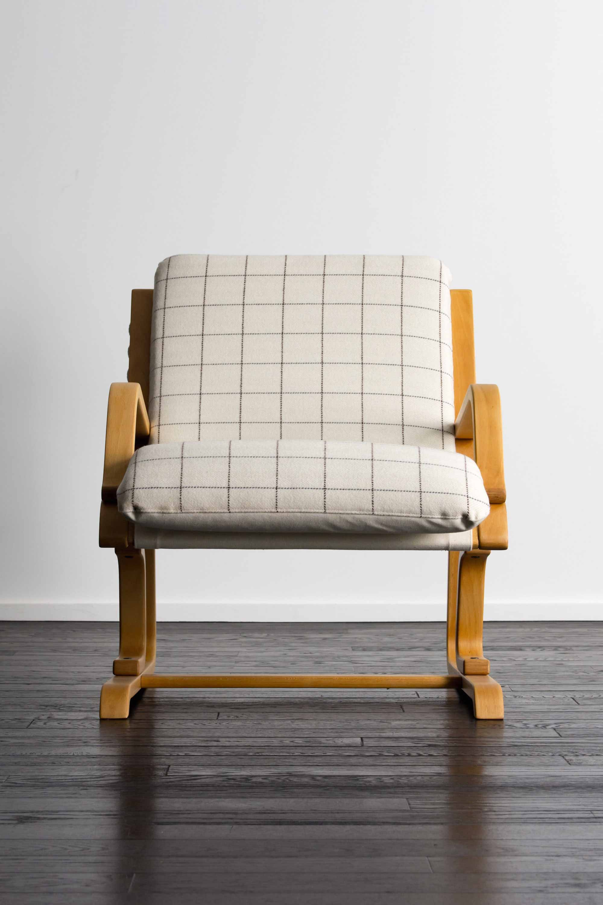 Easy Chair designed by Ingmar Relling