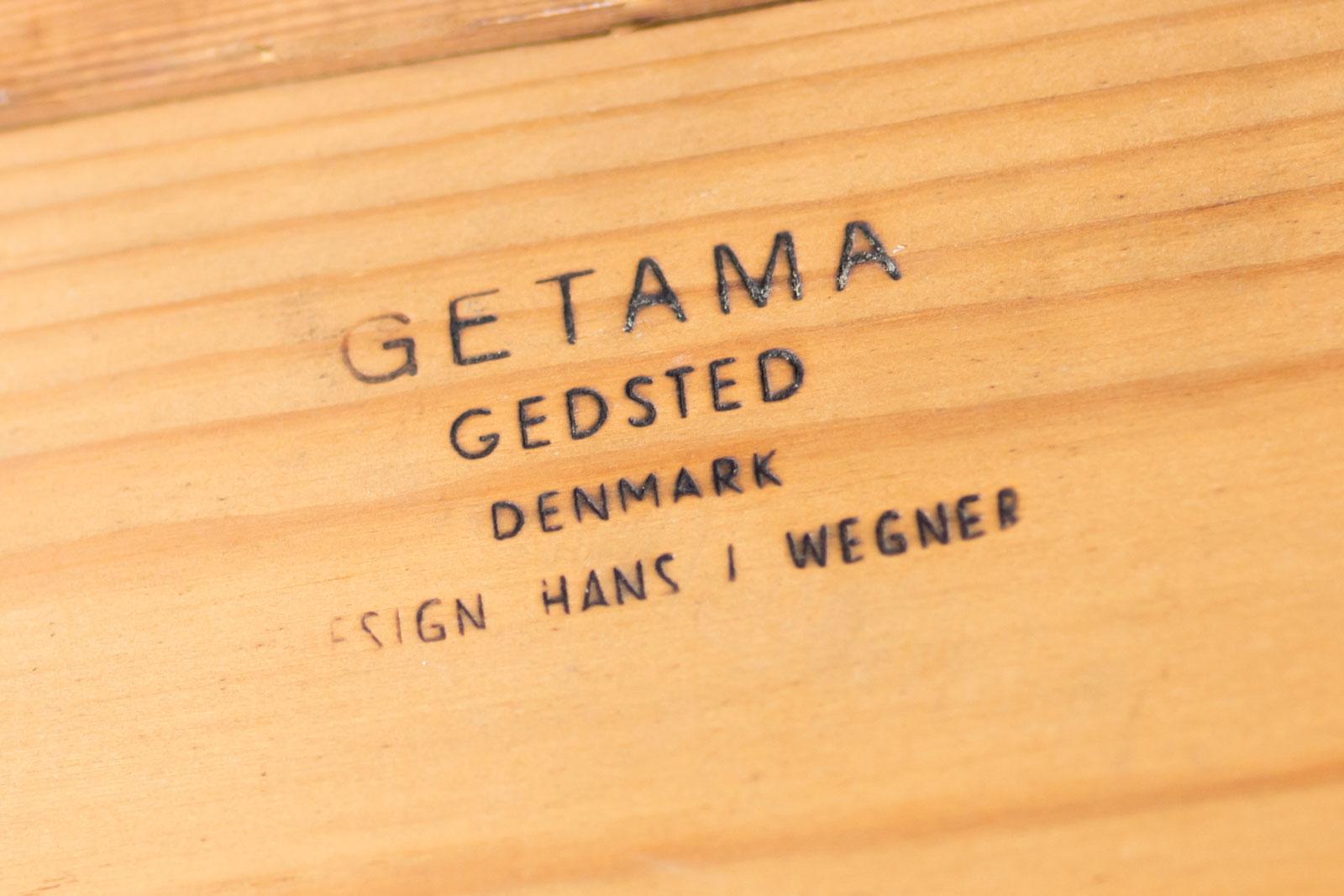 GE258 Daybed by Hans J Wegner