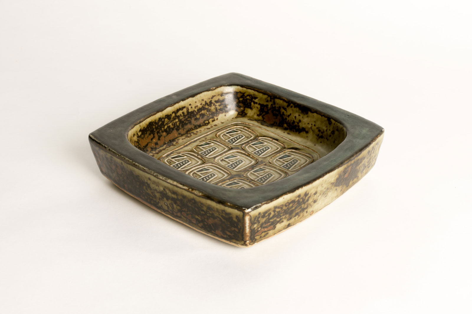 Ashtray designed by Jorgen Mogensen