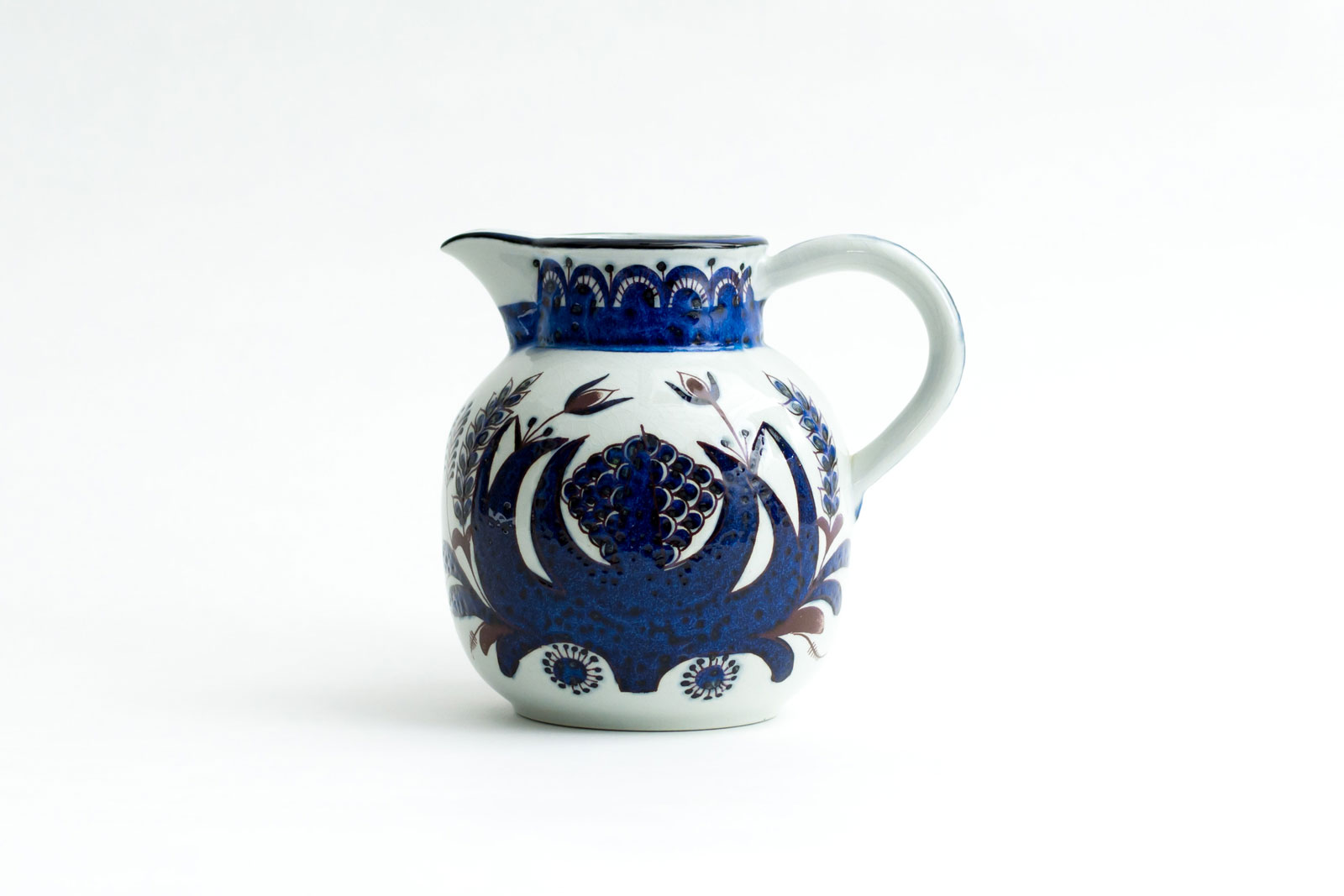 Jug designed by Berte Jessen