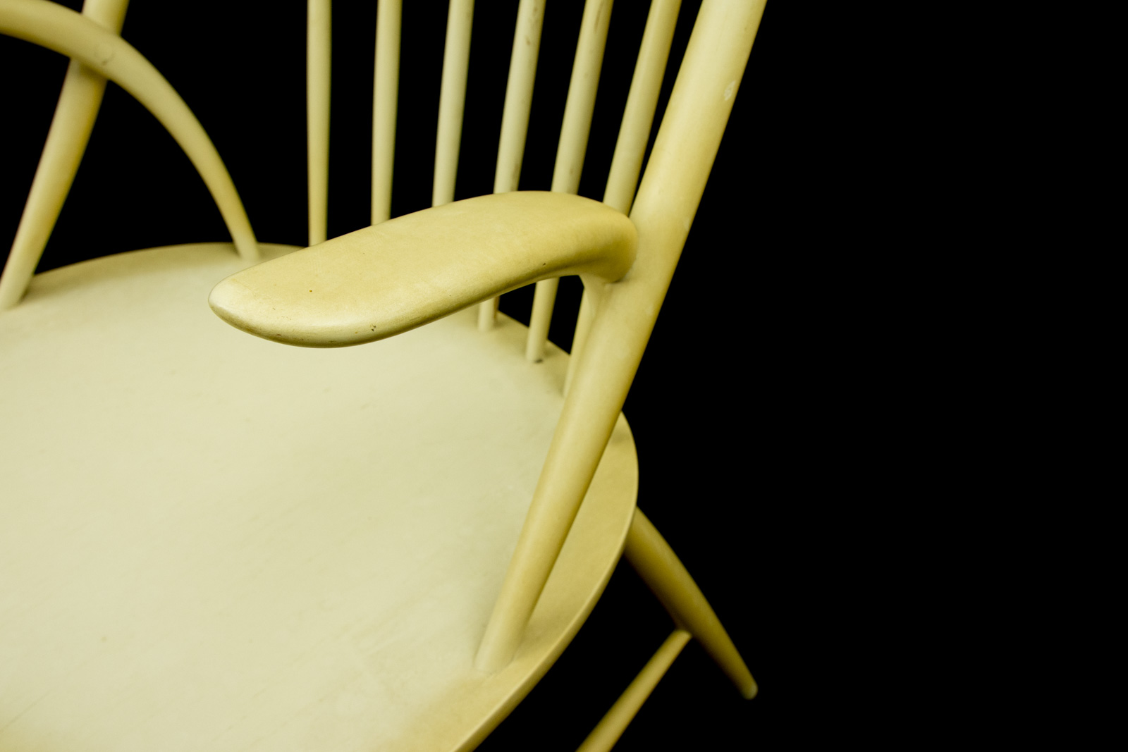 Arm Chair by Illum Wikkelso