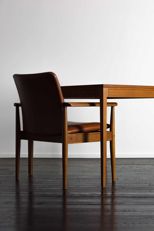 Square Table by Finn Juhl