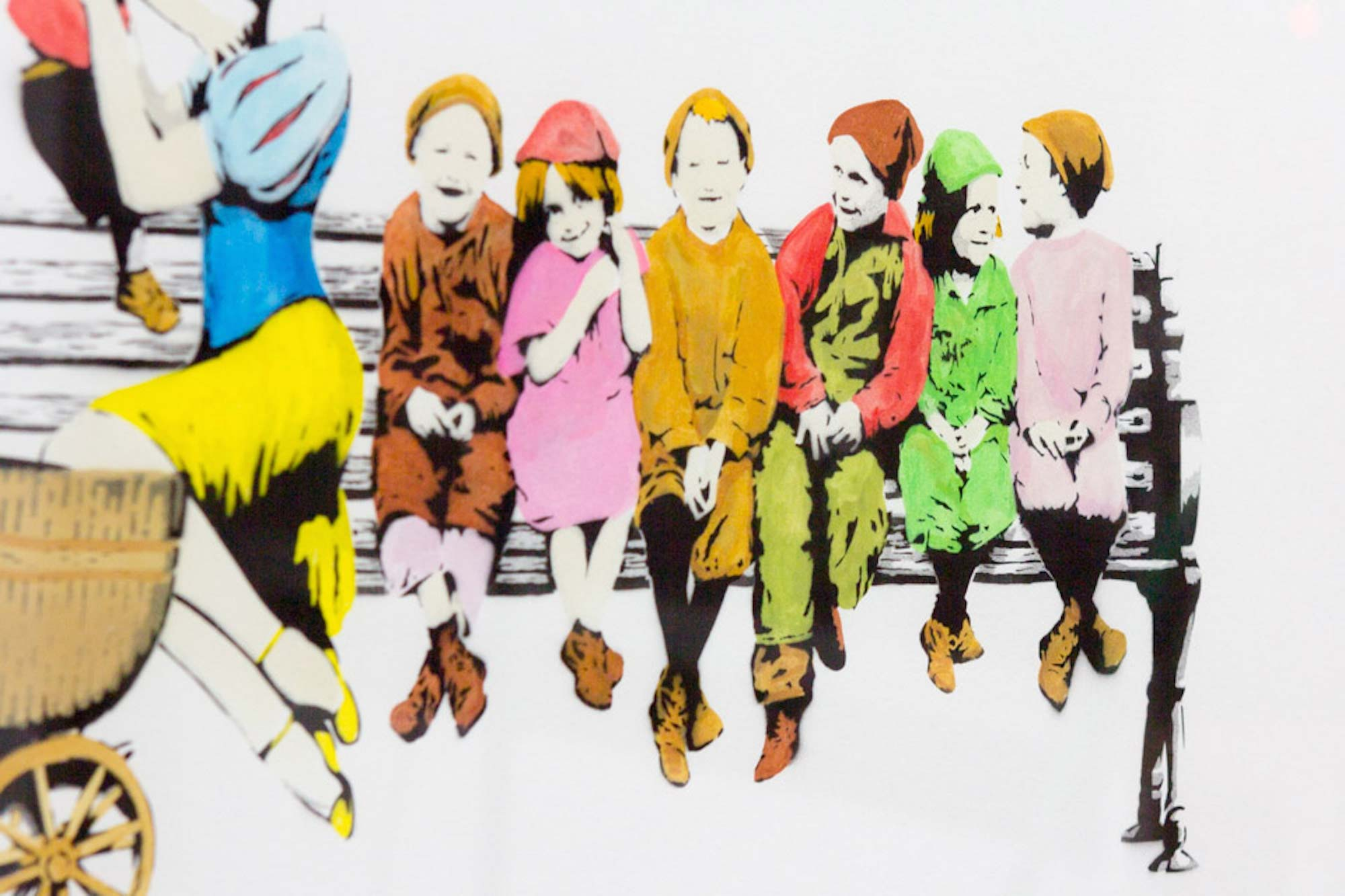"""""""snow white and the seven dwarfs"""" designed by kurry"""