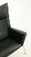 CH445 Easy Chair & CH446 Ottoman Set by Hans J Wegner