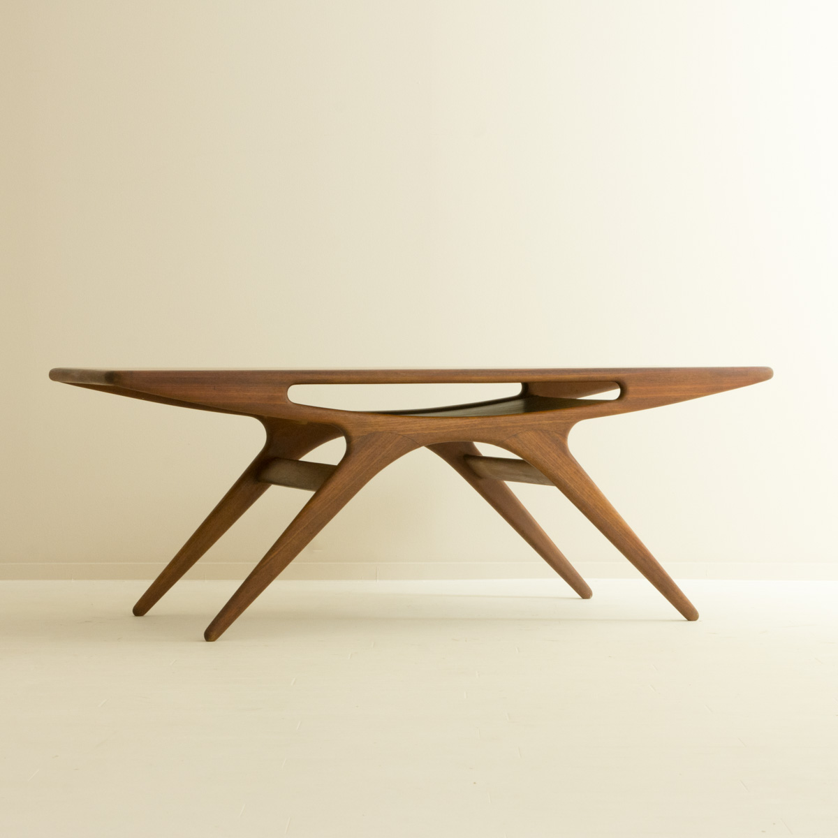 Smile Coffee Table by Johannes Andersen