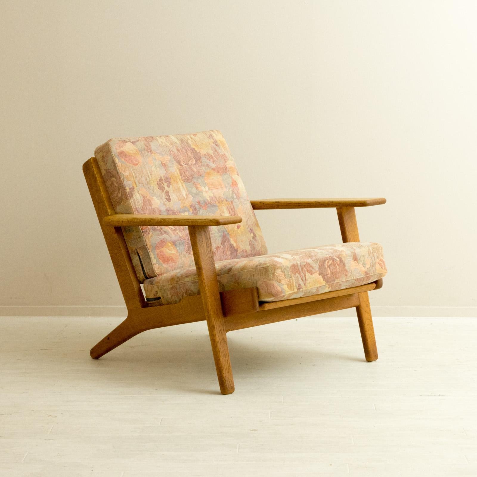 GE290 Easy Chair by Hans J Wegner