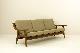 GE530 3seaters Sofa by Hans J Wegner