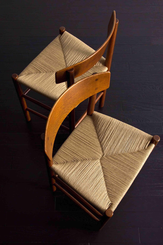 【4脚セット】J39 Dining Chair by Borge Mogensen