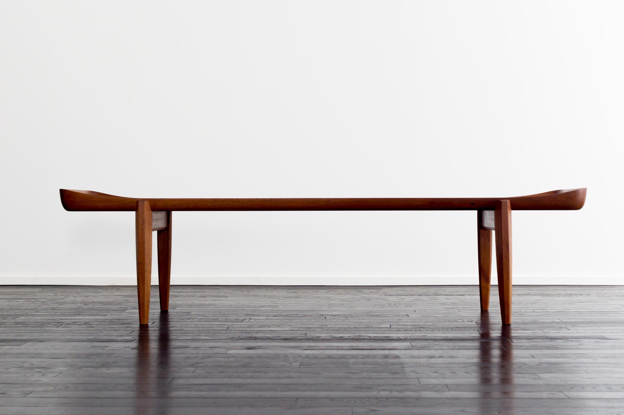Coffee Table by Peter Hvidt and Orla Molgaard-Nielsen