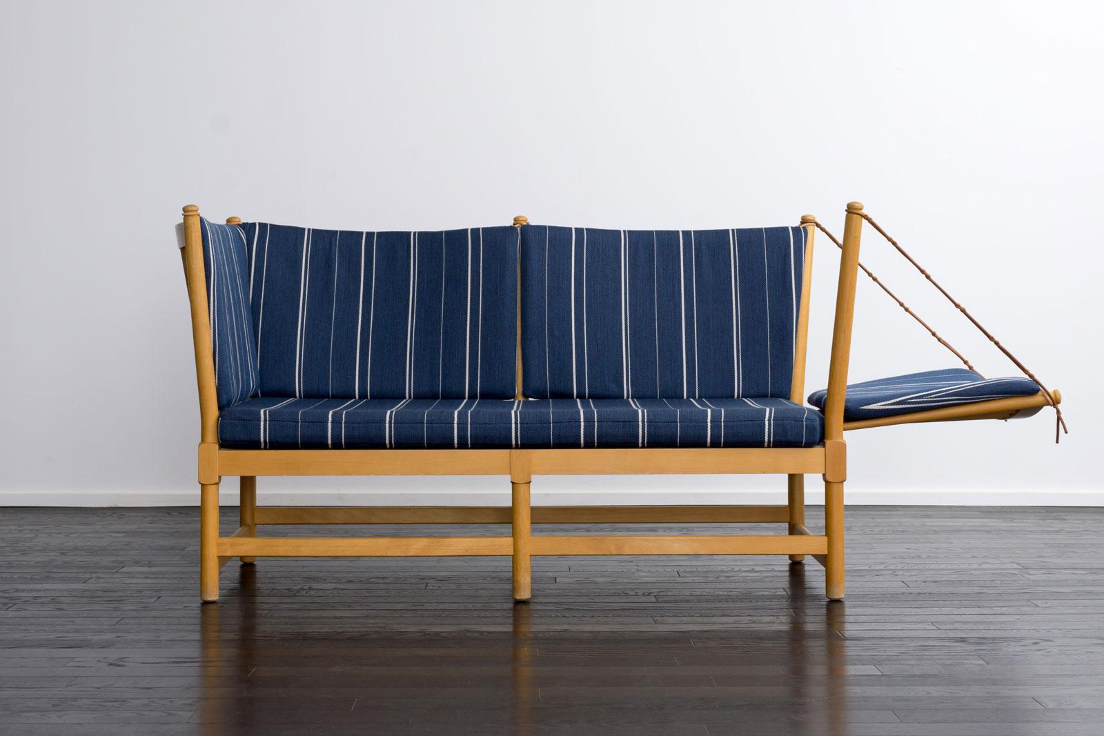 #1789 Spoke-back Sofa by Borge Mogensen