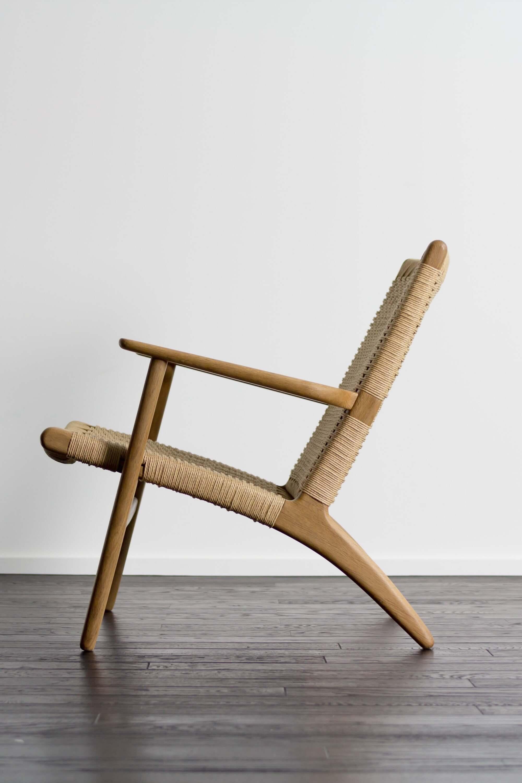 CH25 Easy Chair by Hans J Wegner