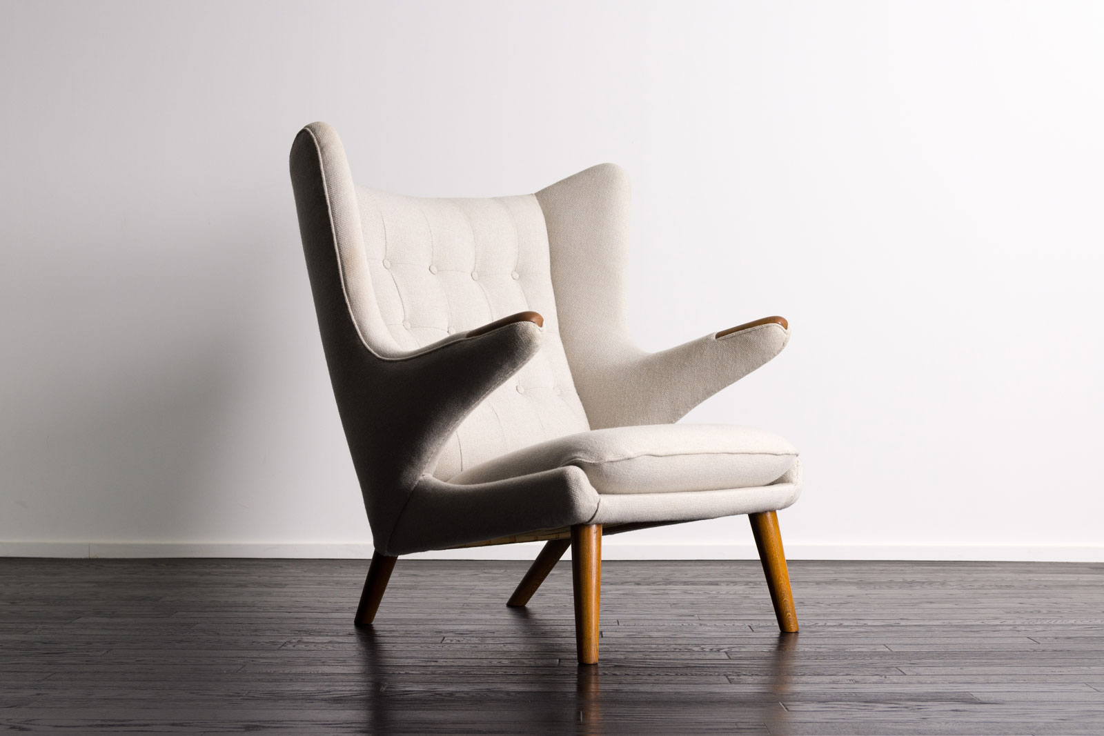Bear Chair by Hans J Wegner