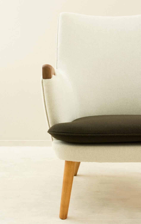 Mini Bear Chair by Hans J Wegner