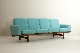 GE236 Sofa by Hans J Wegner