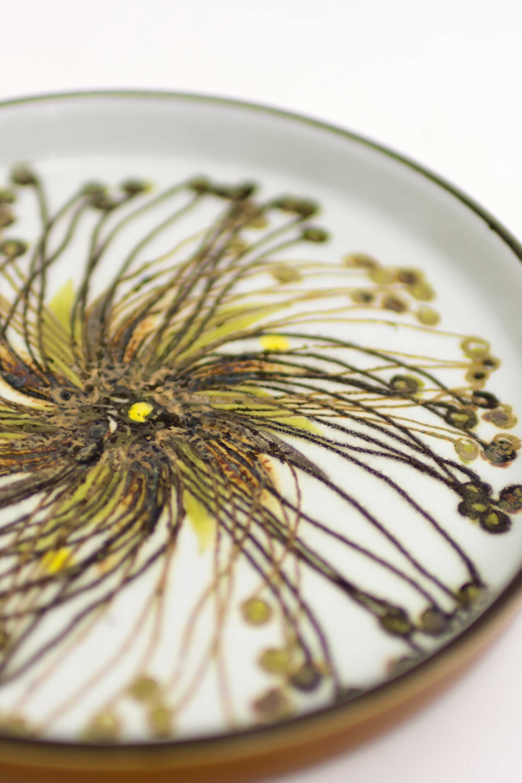 Circle Dish by Ellen Malmer