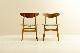 【2脚セット】CH30 Dining Chair by Hans J Wegner