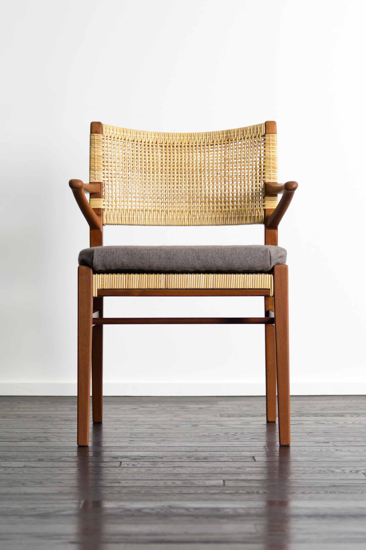 【2脚セット】Arm Chair by Kurt Ostervig
