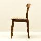 【2脚セット】Dining Chair by Henning Kjaernulf