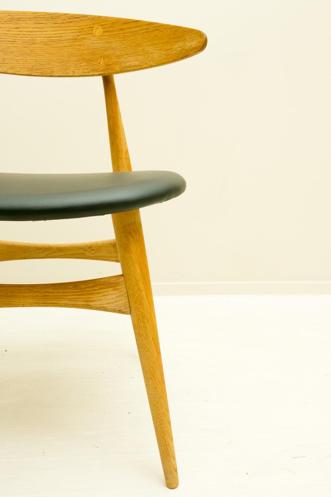 【2脚セット】CH33 Dining Chair by Hans Wegner
