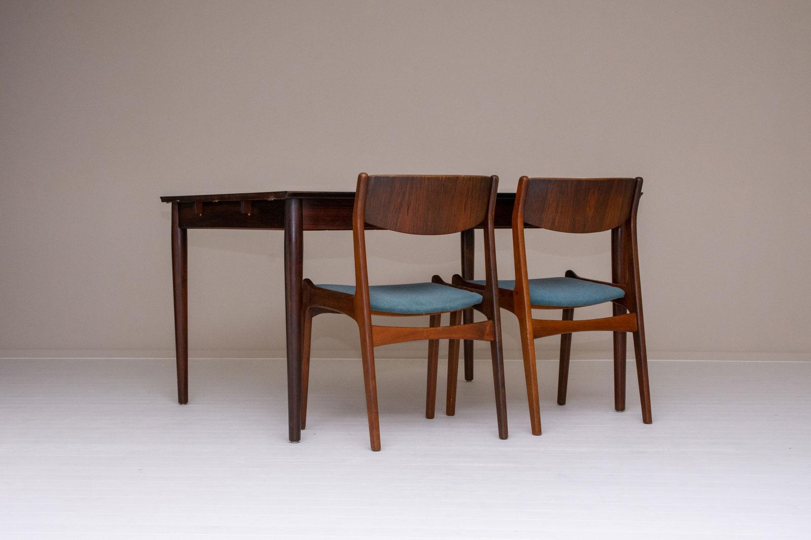 Model227 Dining Table by Arne Vodder