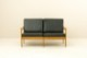 2seater Sofa by Illum Wikkelso