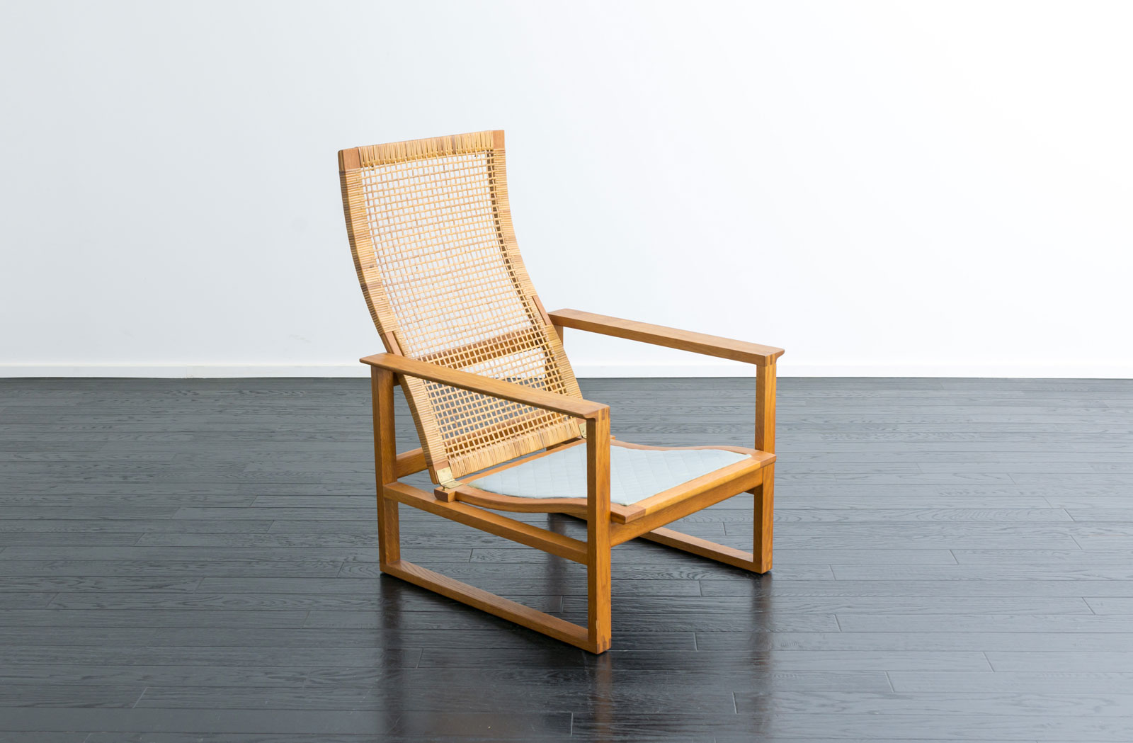 #2254 High back Chair by Borge Mogensen
