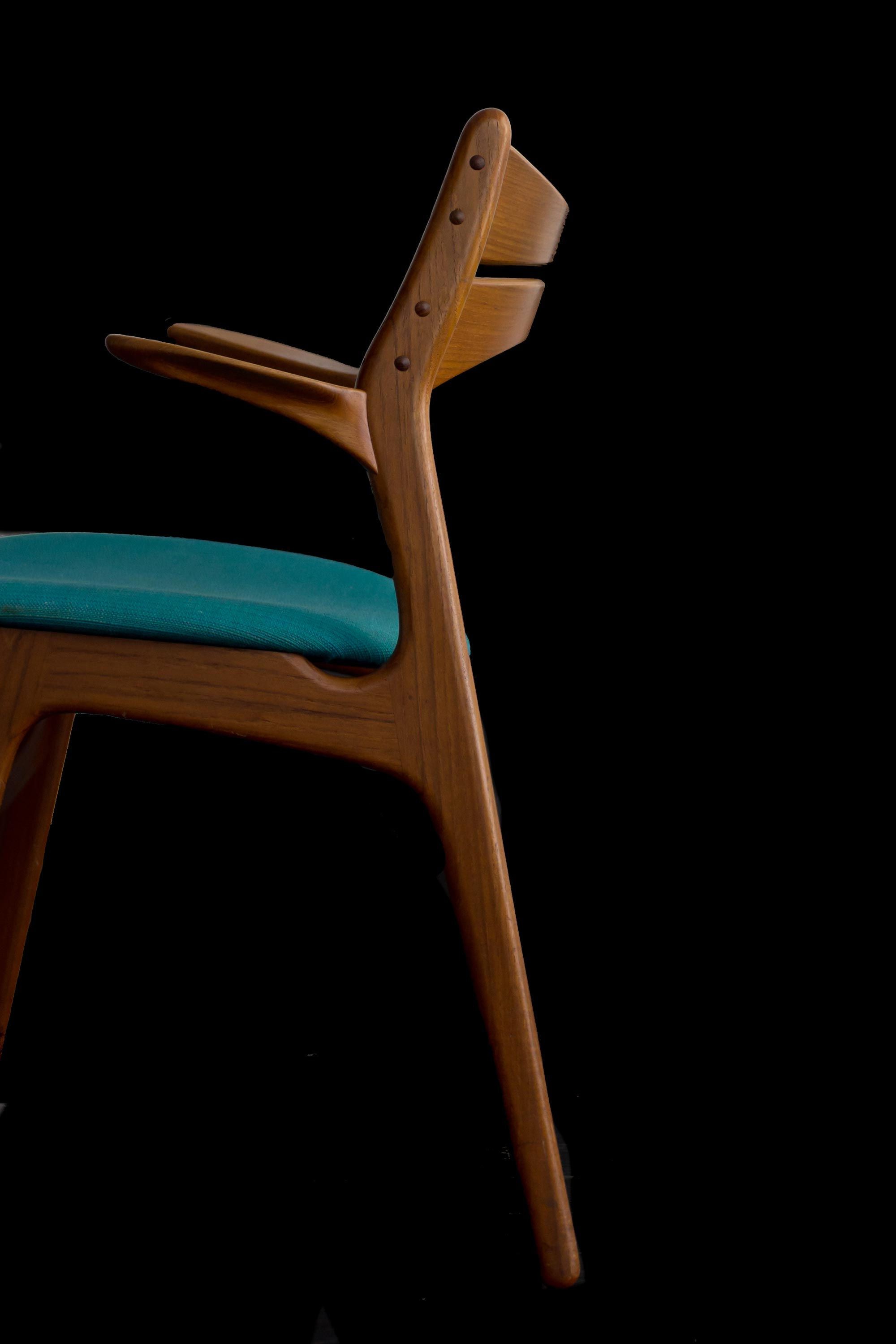 【2脚セット】Arm Chair by Erik Buch