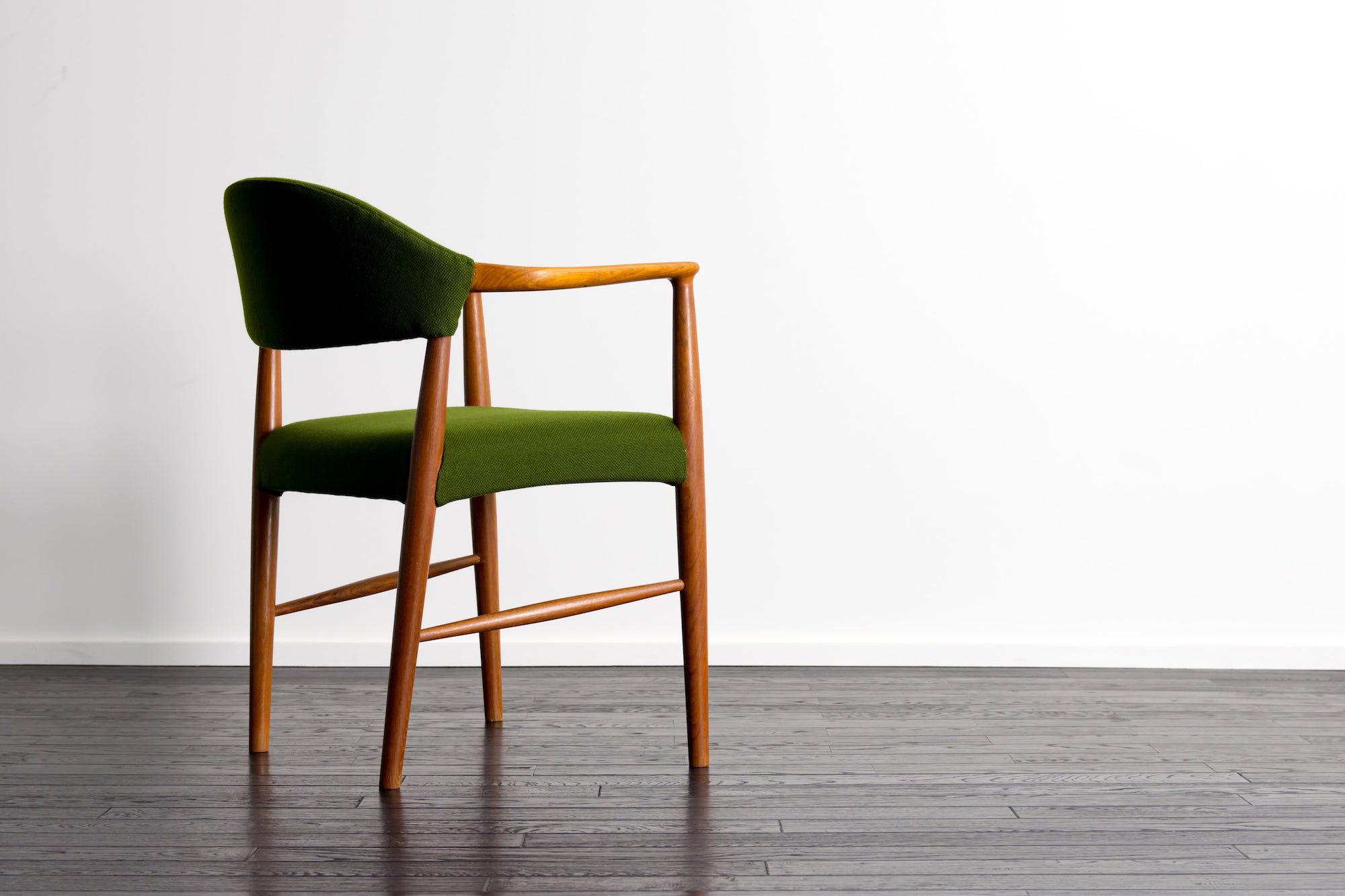 【4脚セット】#223 Arm Chair by Kurt Olsen