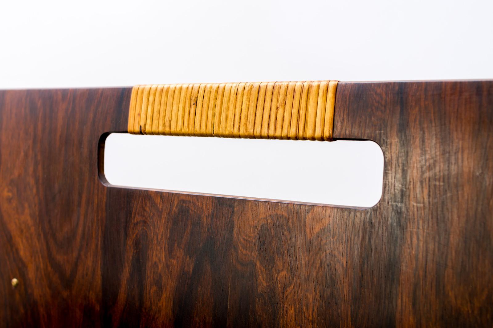 Magazine Rack by Ejnar Larsen & Aksel Bender Madsen