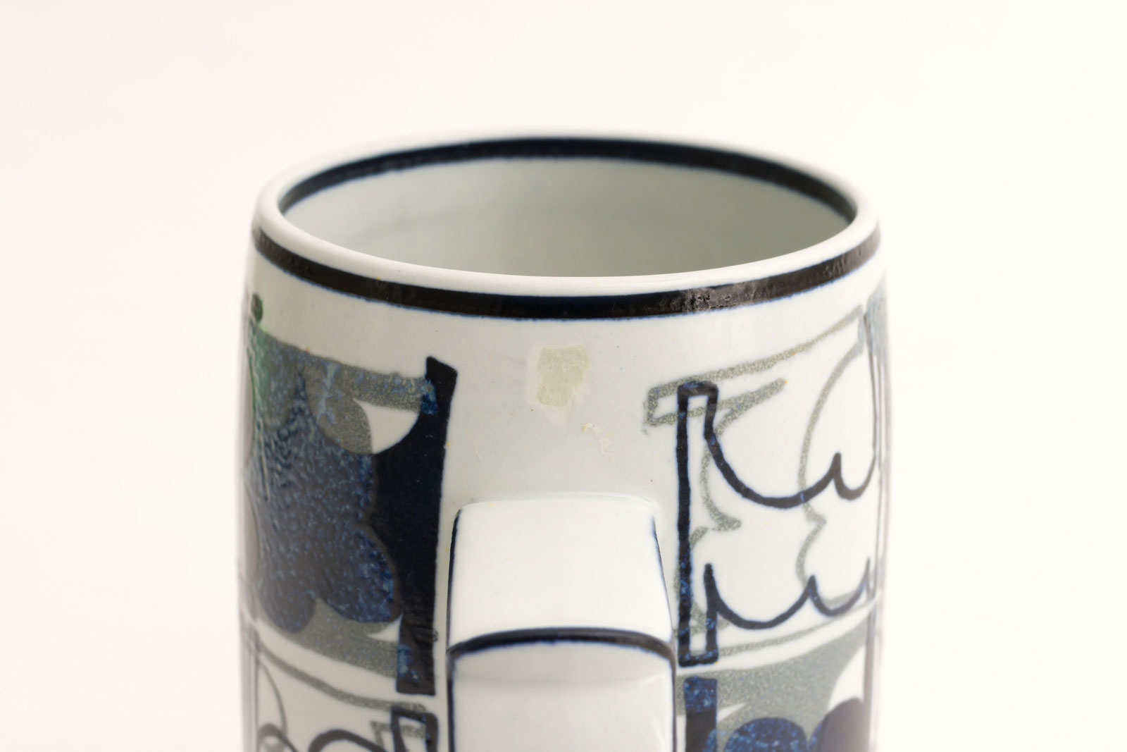Beer Mug designed by Ellen Malmar