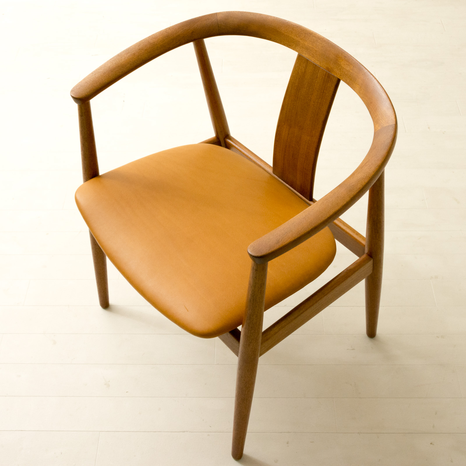 Arm Chair by Tove & Edv. Kindt-Larsen