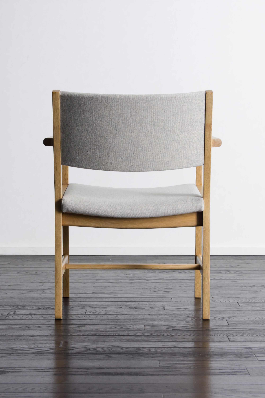 【2脚セット】Arm Chair by Hans.J.Wegner