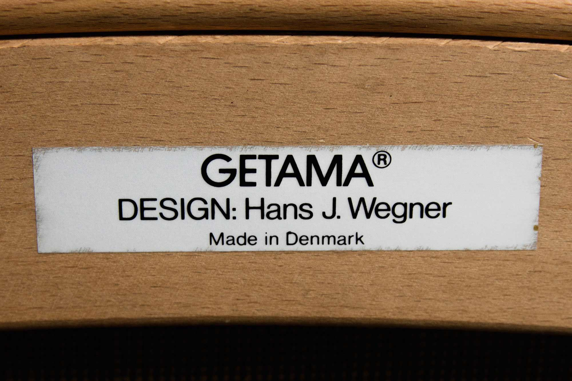 GE284 Arm Chair designed by Hans J Wegner