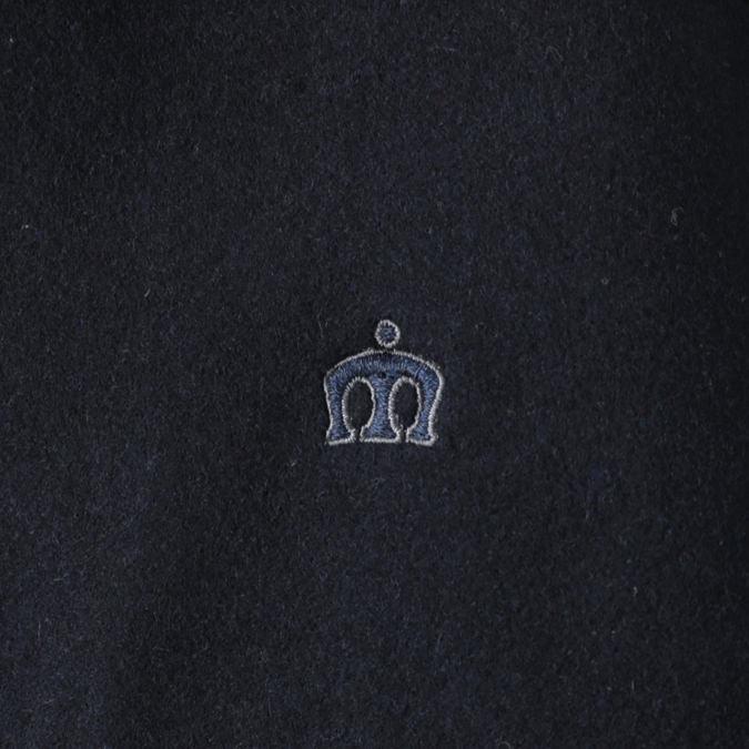 メルクロンドン メンズ ジャケット Merc London W1 プレミアム ウール ジップ 19SS ダークネイビー Jacket ジャケット